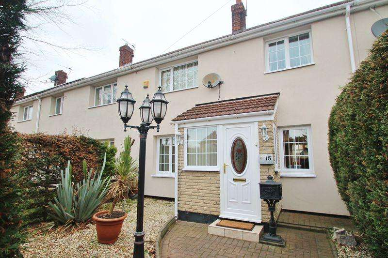 3 Bedrooms Terraced House for sale in Rievaulx Avenue, Billingham
