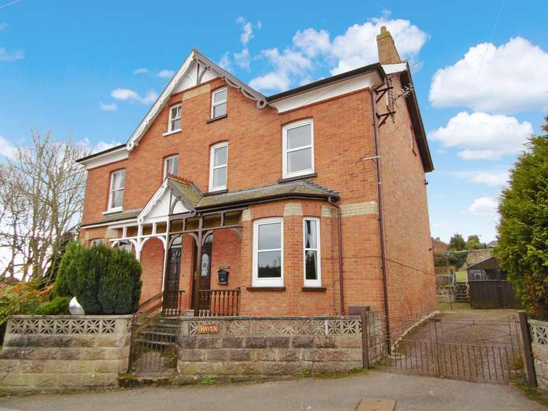 5 Bedrooms Semi Detached House for sale in South Street, Colyton