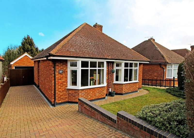 2 Bedrooms Detached Bungalow for sale in Runnalow, Letchworth Garden City, SG6