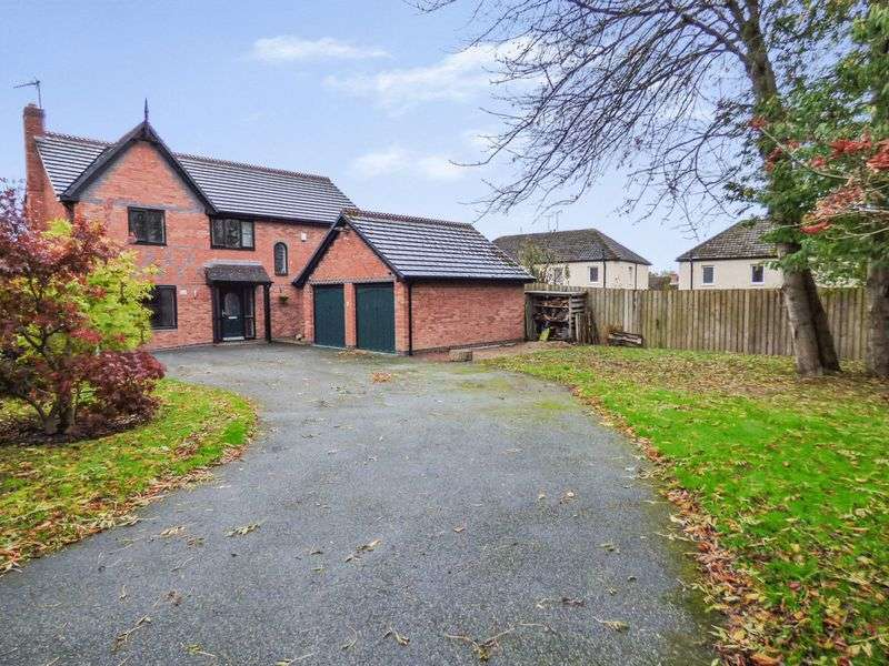 5 Bedrooms Property for sale in Bedwyr Court, Wrexham