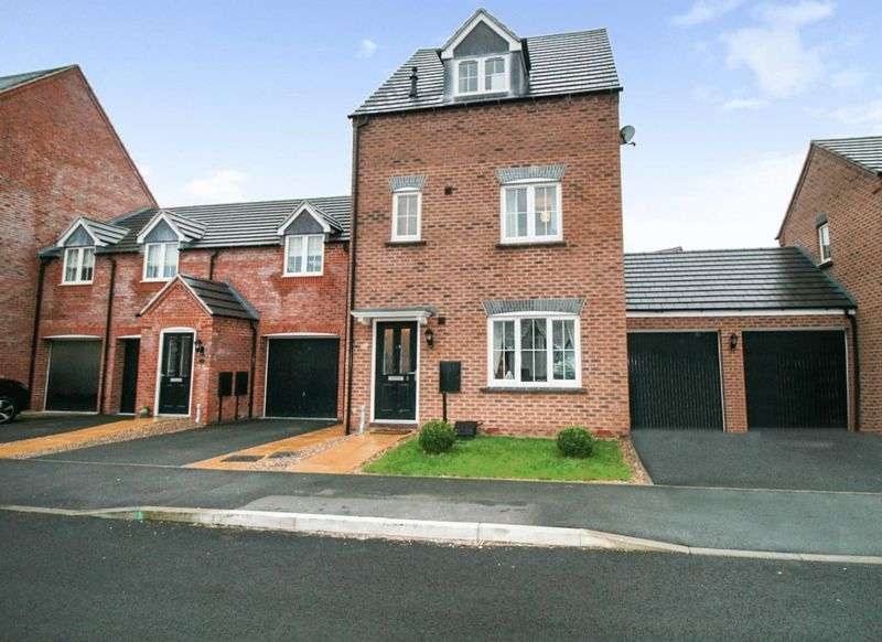 4 Bedrooms Property for sale in Denby Bank, Ripley