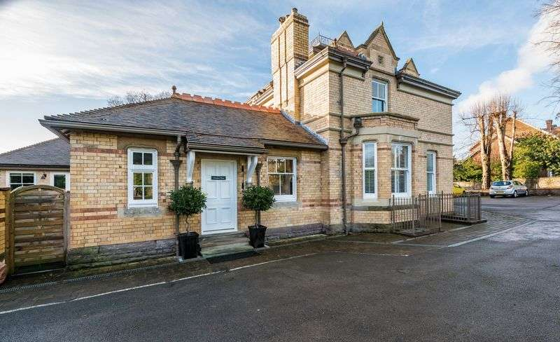 3 Bedrooms Property for sale in Lansdown Road, Abergavenny