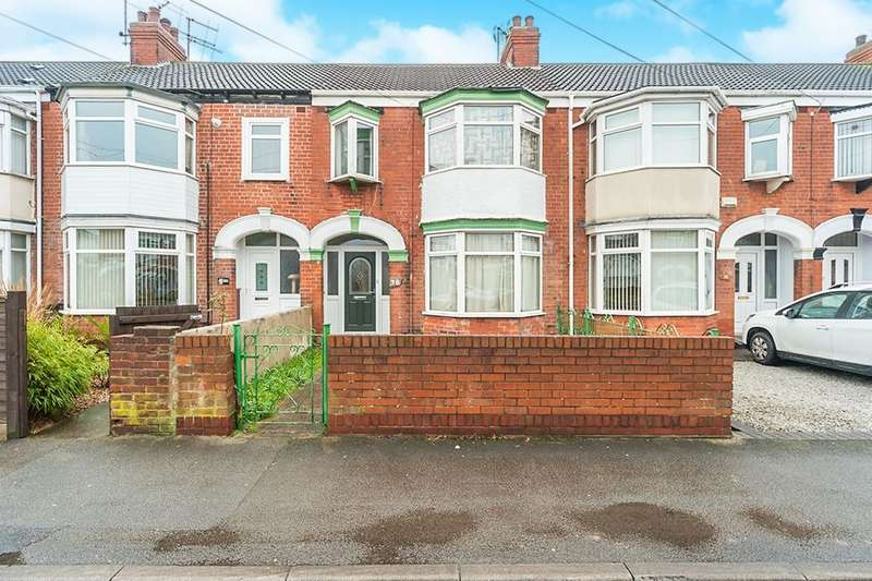 3 Bedrooms Terraced House for sale in Savery Street, Hull, HU9