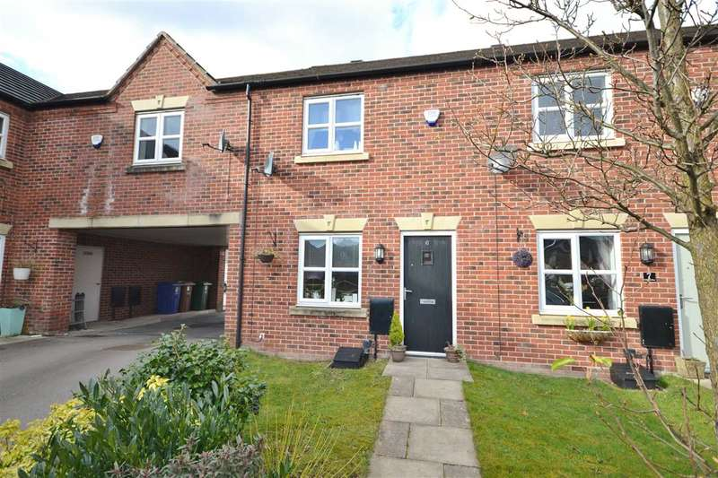 2 Bedrooms Mews House for sale in Darlington Close, Chorley