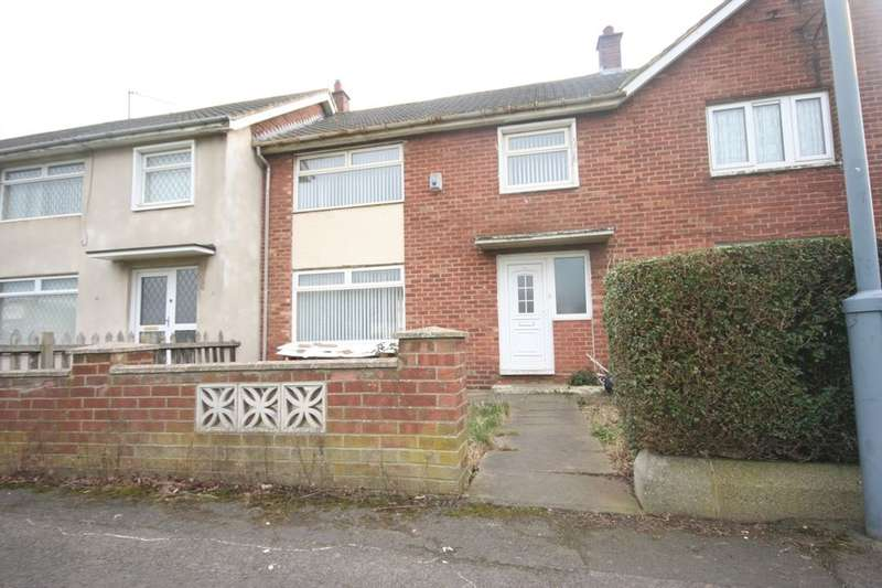 3 Bedrooms Terraced House for sale in Alston Green, Pallister Park, Middlesbrough, TS3