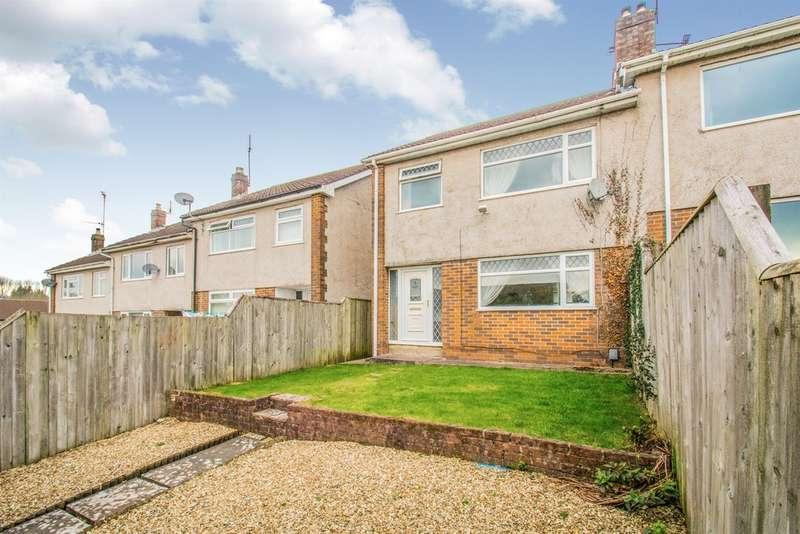 3 Bedrooms Semi Detached House for sale in Bryn Pinwydden, Cardiff