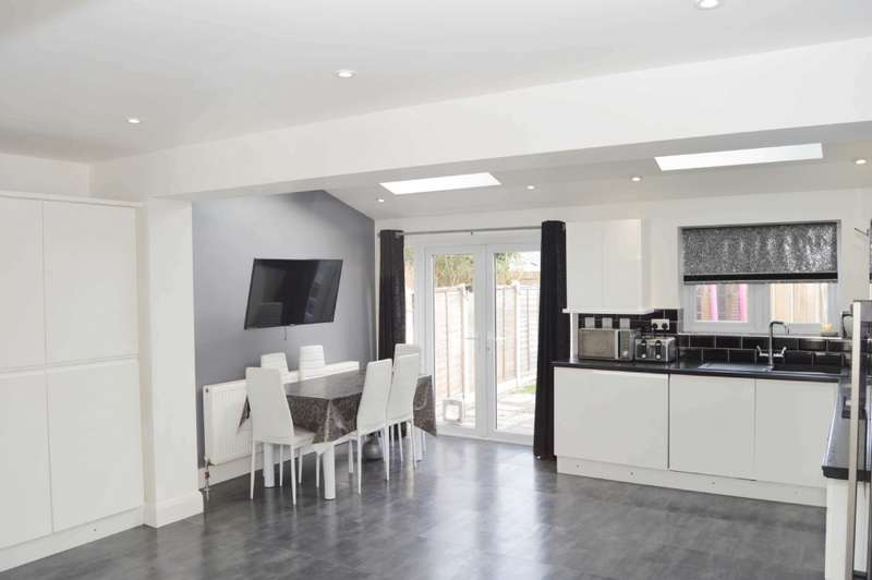 4 Bedrooms End Of Terrace House for sale in Longfield Avenue, Hornchurch