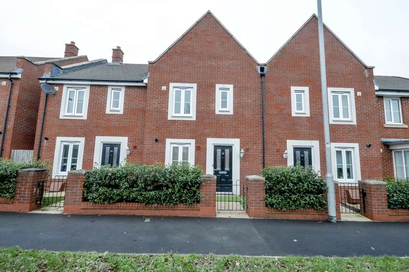 3 Bedrooms Property for sale in Ocotal Way, The Sidings