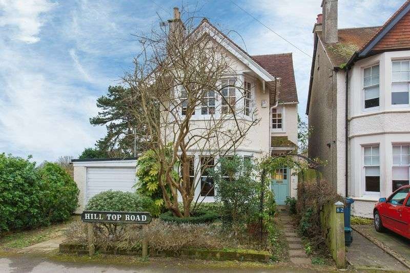 4 Bedrooms Property for sale in Hill Top Road, Oxford