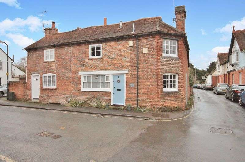 2 Bedrooms Property for sale in 39 Wood Street, Wallingford