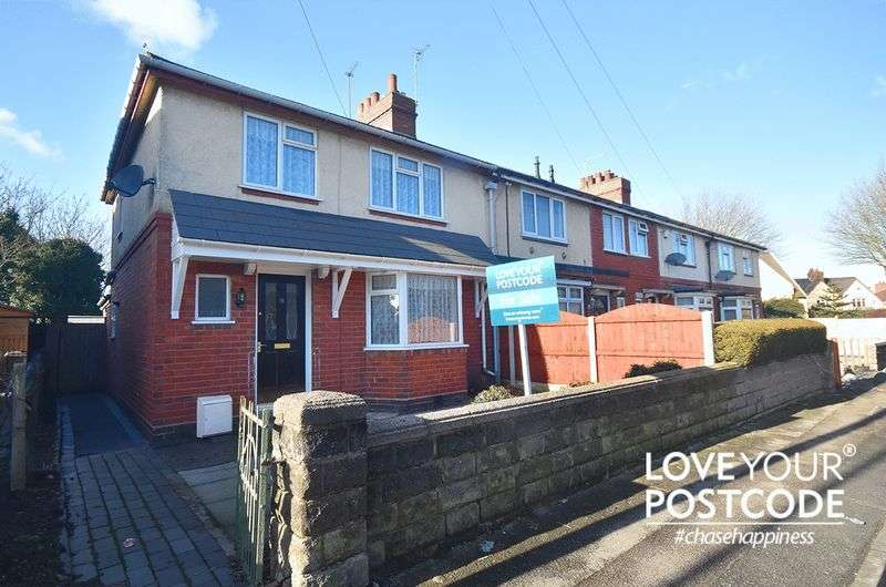 3 Bedrooms Property for sale in Addenbrooke Street, Wednesbury WS10 8HJ