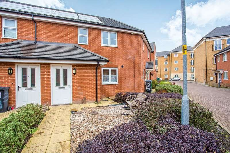 2 Bedrooms Flat for sale in Baxter Road, Watford, WD24