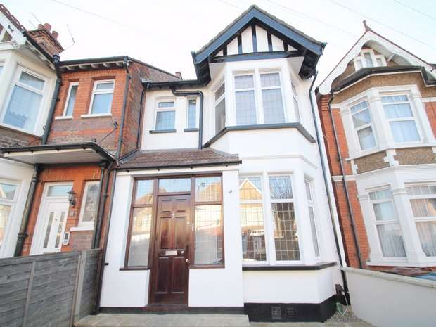 5 Bedrooms Terraced House for sale in Welldon Crescent, Harrow, Middlesex