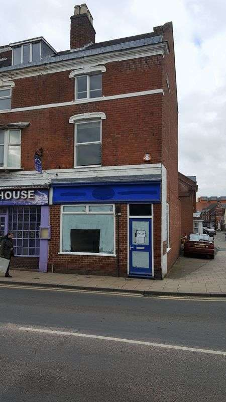 Property for rent in St John Street, Lichfield