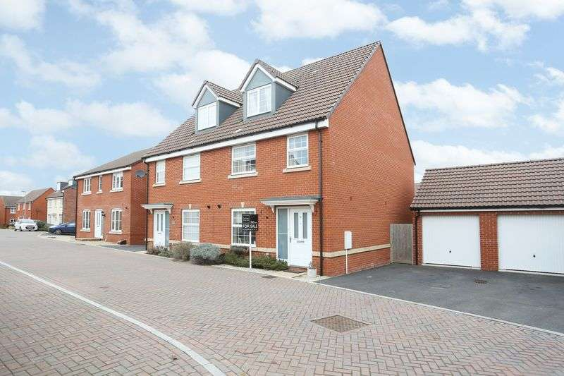 4 Bedrooms Property for sale in The Bramblings, Melksham