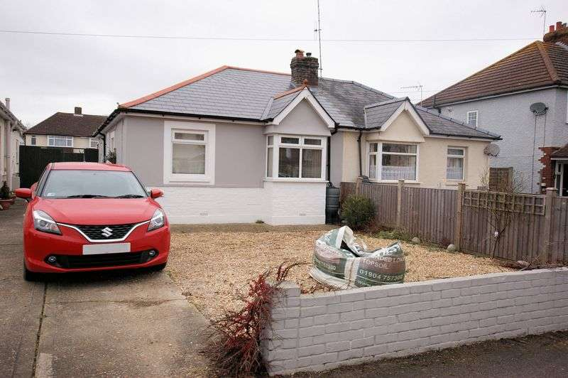 2 Bedrooms Property for sale in Gosport Road, Fareham