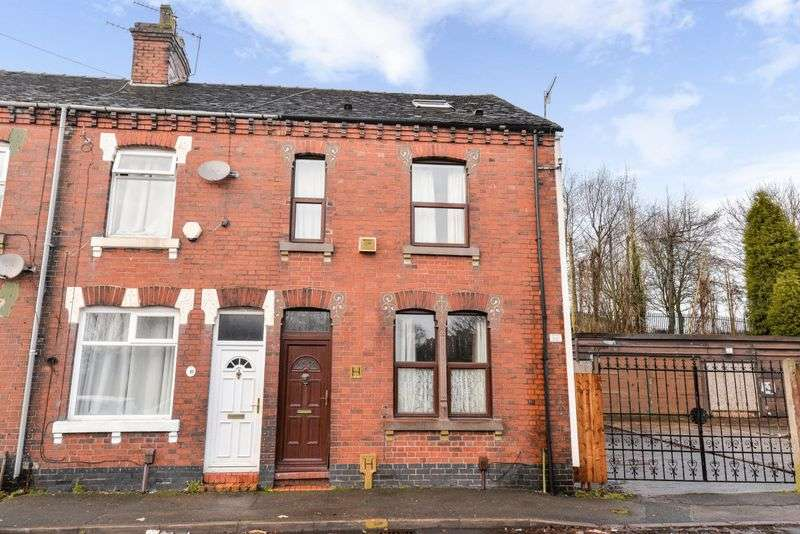 6 Bedrooms Property for sale in Wayte Street, Stoke-On-Trent