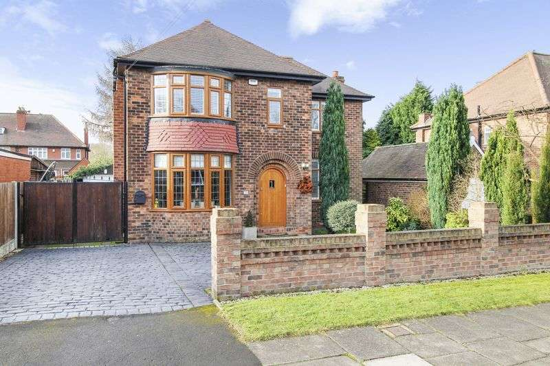 3 Bedrooms Property for sale in Moorland Grove, Doncaster