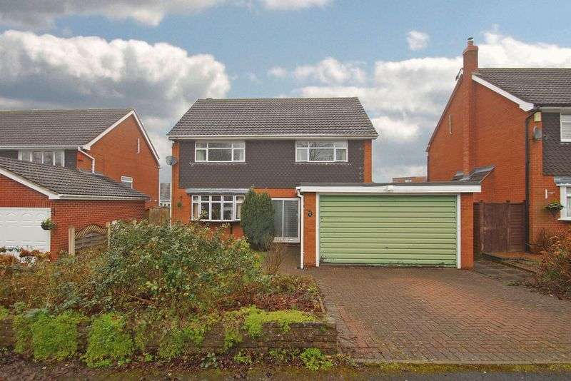 4 Bedrooms Property for sale in Avenue Road Astwood Bank, Redditch
