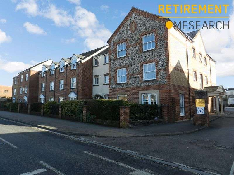 1 Bedroom Property for sale in Brampton Court, Chichester, PO19 8PD
