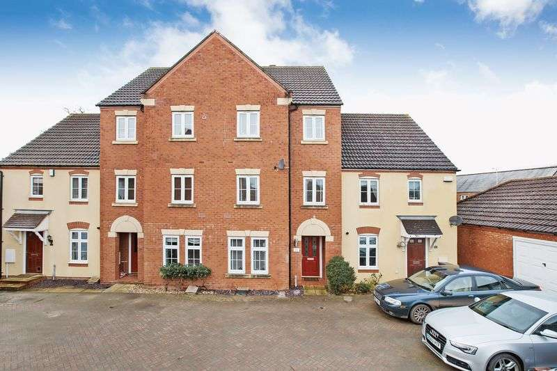 3 Bedrooms Property for sale in Burge Crescent Cotford St Luke, Taunton
