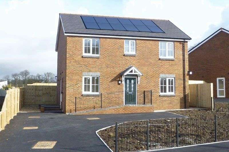 4 Bedrooms Property for sale in Colonel Road Betws, Ammanford