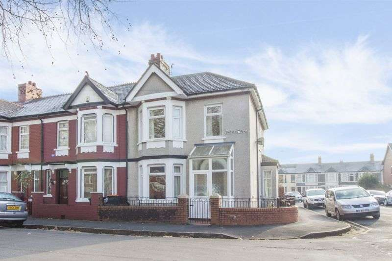 3 Bedrooms Property for sale in Kingston Road, Newport