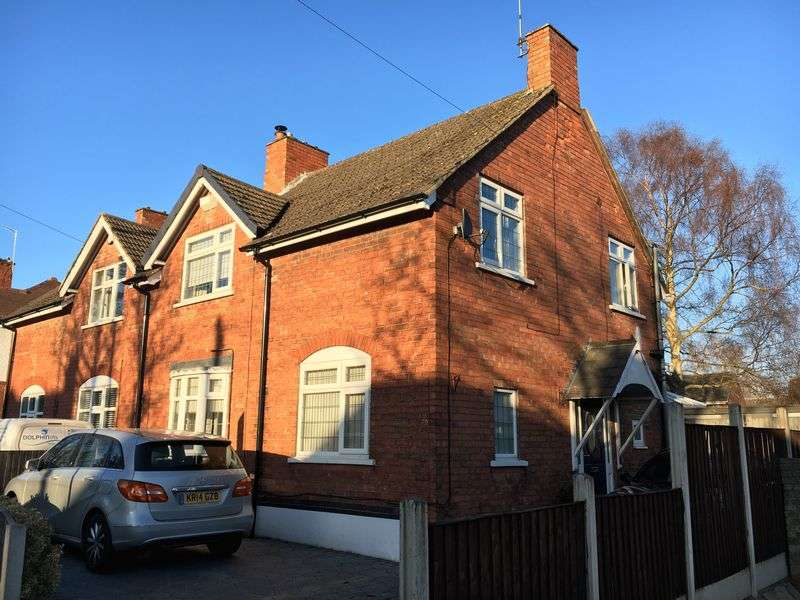 3 Bedrooms Property for sale in The Hollow, Derby