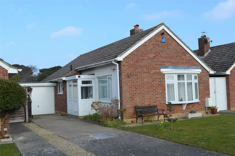 2 Bedrooms Detached Bungalow for sale in Westfield Drive, Burnham-on-Sea, Somerset, TA8