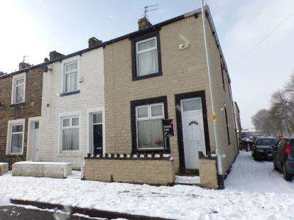 3 Bedrooms End Of Terrace House for sale in Basnett Street, Burnley, Lancashire, BB10