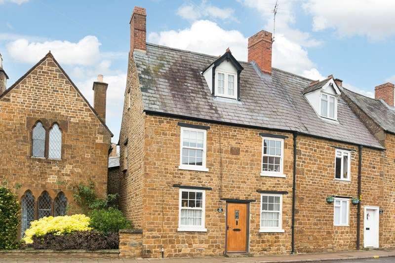 3 Bedrooms Cottage House for sale in High Street, Adderbury, Banbury