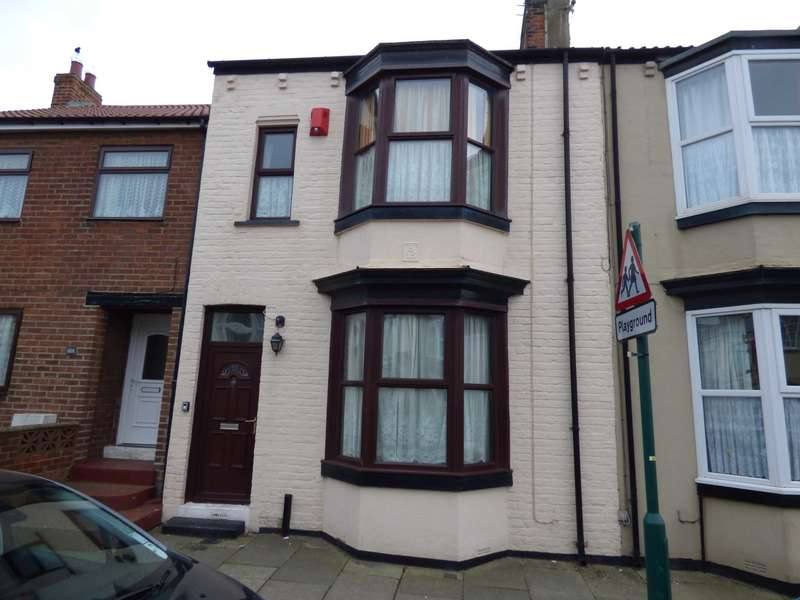 3 Bedrooms Terraced House for sale in High Street West, Coatham