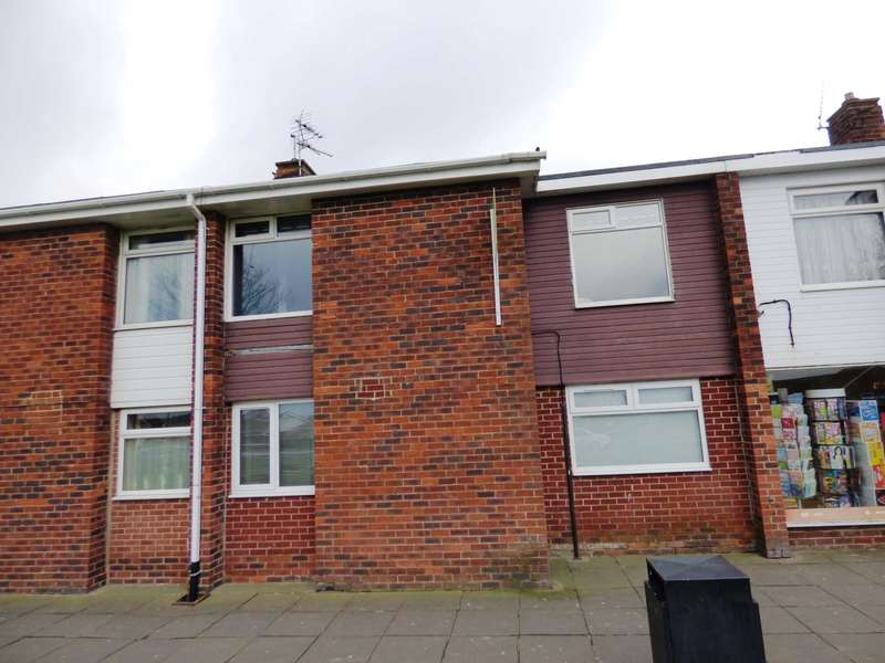 2 Bedrooms Flat for sale in Warwick Road, Redcar