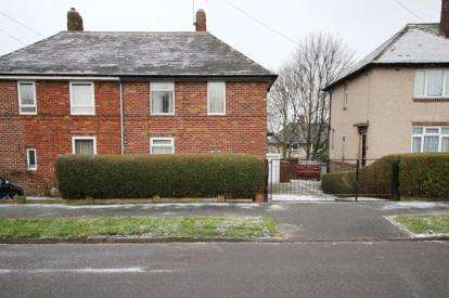 2 Bedrooms Semi Detached House for sale in Adrian Crescent, Sheffield, South Yorkshire