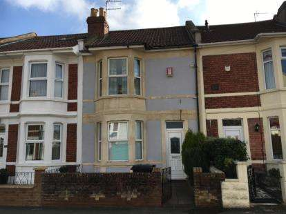 2 Bedrooms Terraced House for sale in Sandringham Road, Bristol