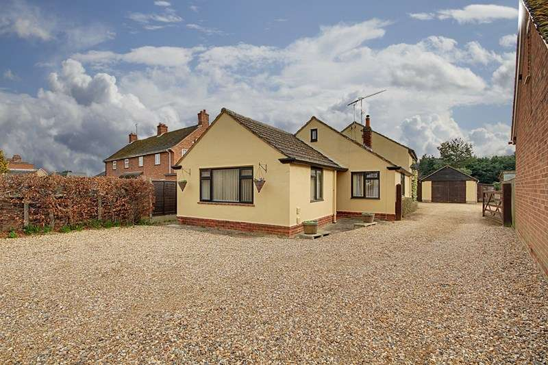 4 Bedrooms Detached Bungalow for sale in London Road, Brandon
