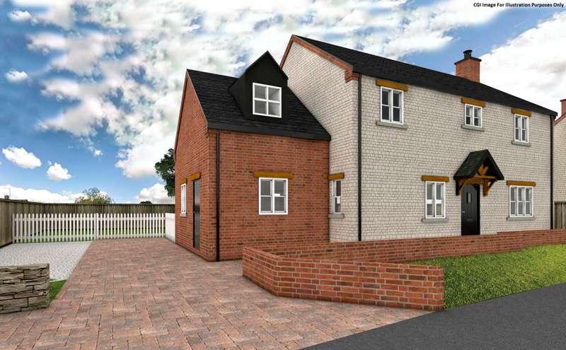 4 Bedrooms Detached House for sale in Paulerspury