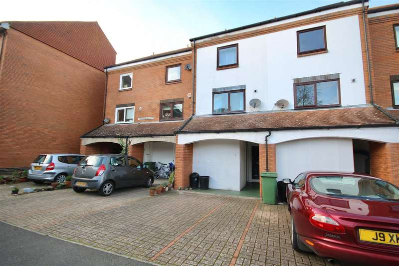 4 Bedrooms Town House for sale in Horse Sands Close, EASTNEY, Portsmouth, Hampshire