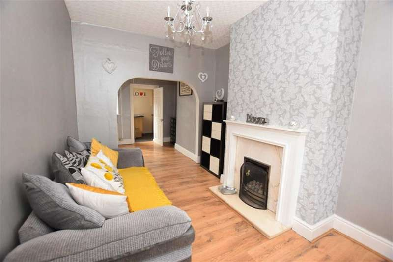 2 Bedrooms Terraced House for sale in Dunvegan Street, Barrow In Furness, Cumbria