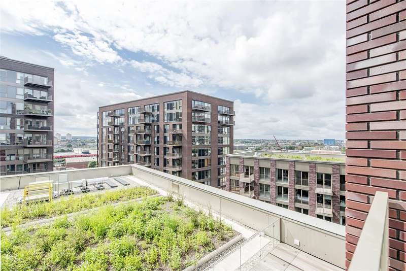 1 Bedroom Flat for sale in Capital Building, Embassy Gardens, 8 New Union Square, Nine Elms, London SW11
