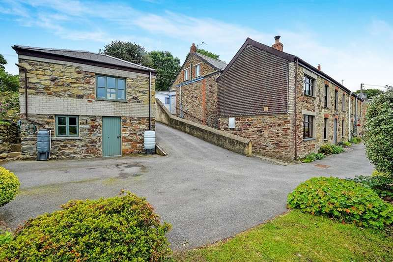 3 Bedrooms Semi Detached House for sale in Rosemundy, St Agnes, Cornwall