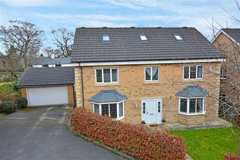 5 Bedrooms Property for sale in Beaufort Mews, Ackworth, Pontefract, WF7