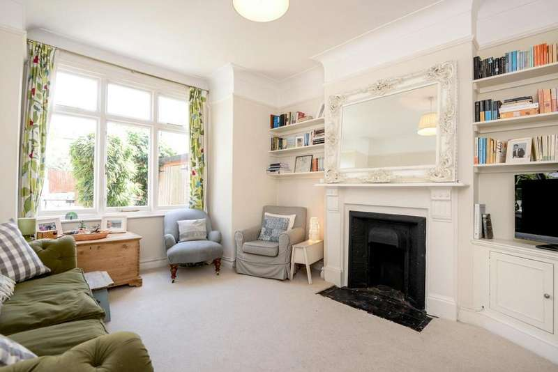 3 Bedrooms End Of Terrace House for sale in Gassiot Road, Tooting