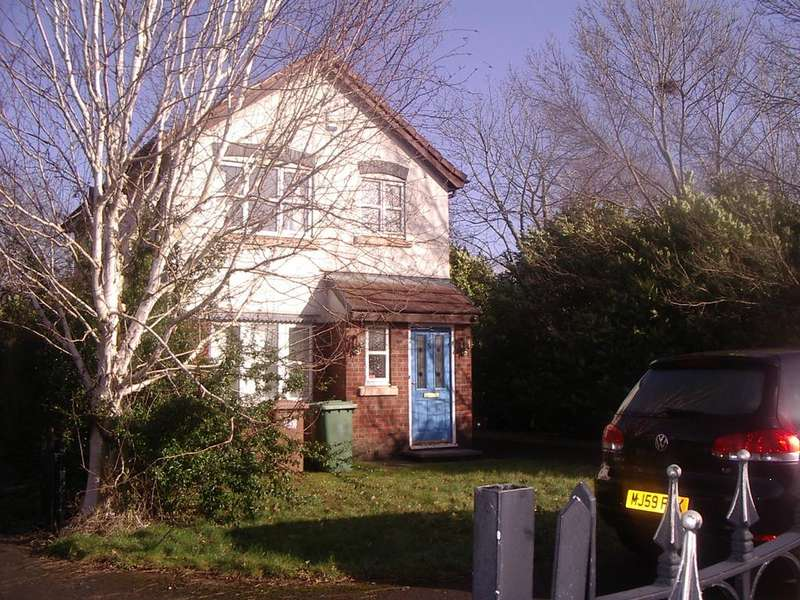 3 Bedrooms Detached House for sale in Saffron Gardens, St Helens WA9