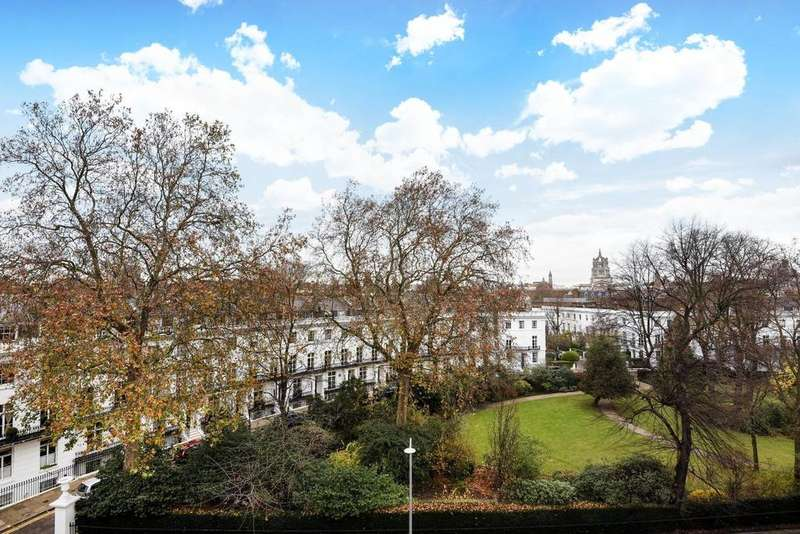 2 Bedrooms Flat for sale in Fulham Road, Chelsea