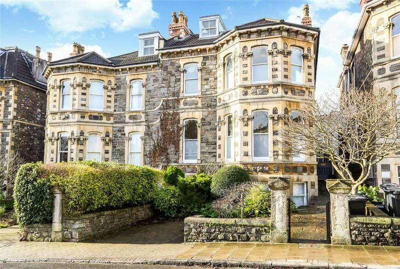 6 Bedrooms Semi Detached House for sale in Beaconsfield Road, Clifton, Bristol, BS8