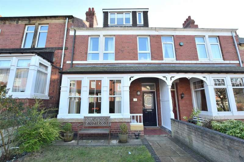 4 Bedrooms Terraced House for sale in Low Fell