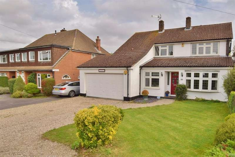 4 Bedrooms Detached House for sale in London Road, BILLERICAY