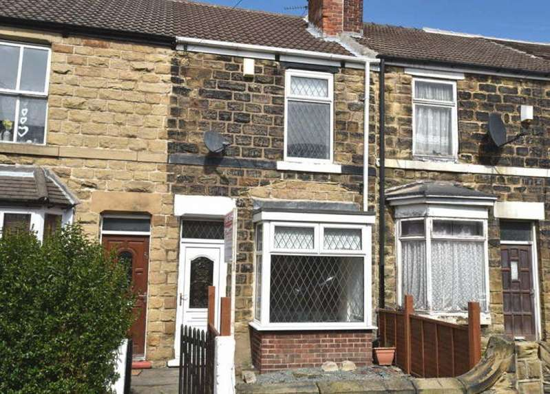 3 Bedrooms Terraced House for rent in Helena Street Mexborough