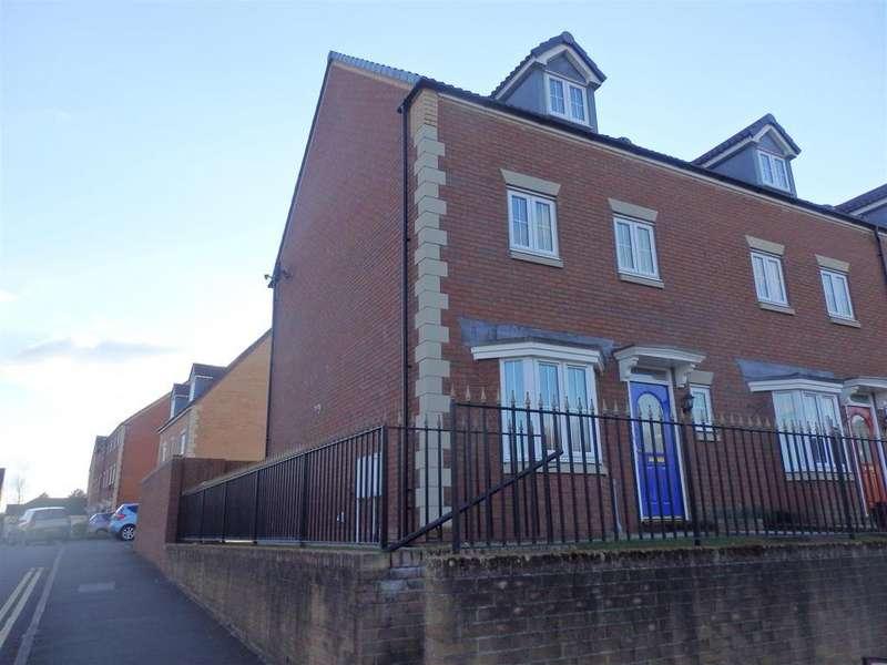 4 Bedrooms Terraced House for sale in Ffordd Y Gamlas, Bynea, Llanelli